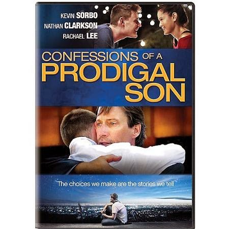 Confessions of a Prodigal Son cover