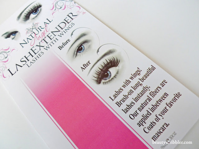 Natural Angel Lash Extender pack