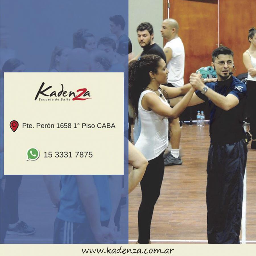 Publicidad: Escuelas de Baile