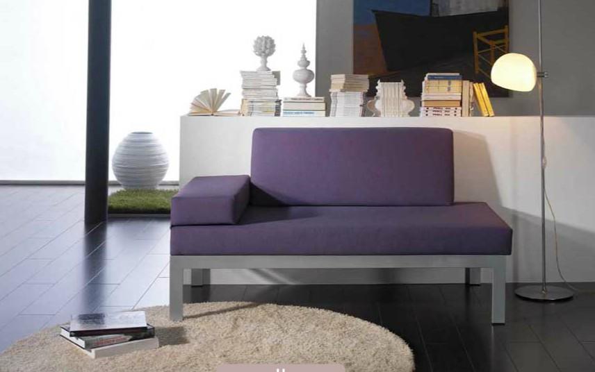 2 sof s cama peque os ideas decoraci n ig - Sofas cama pequenos ...