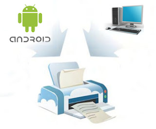 from your phone to your home/office printer is easy on your android