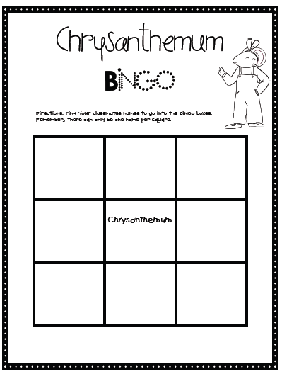 kevin henkes characters coloring pages - photo#31