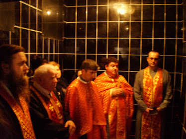Вшанування п'ятої річниці від дня смерті світлої пам'яті Преосвященного владики Михїла Сабриги