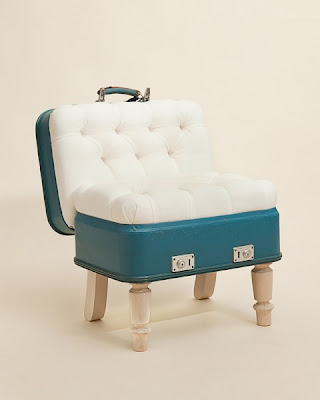 Cool and Creative Ways To Reuse Old Suitcases (20) 2