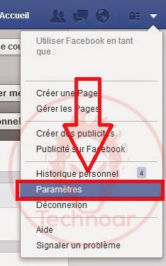 منع أصدقائك من النشر على الحائط الخاص بك في الفيس بوك