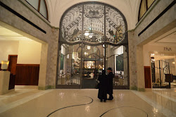 IN THE FOUR SEASONS, BUDAPEST