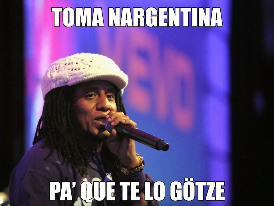 Toma Argentina