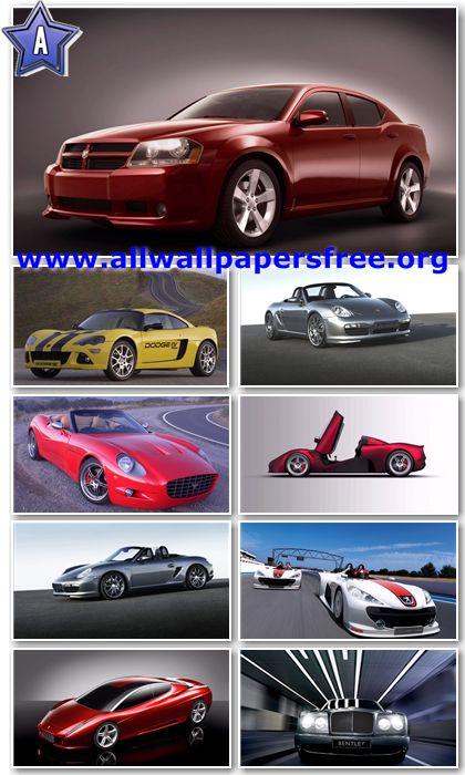 100 Impressive Cars HD Wallpapers 1366 X 768 [Set 50]