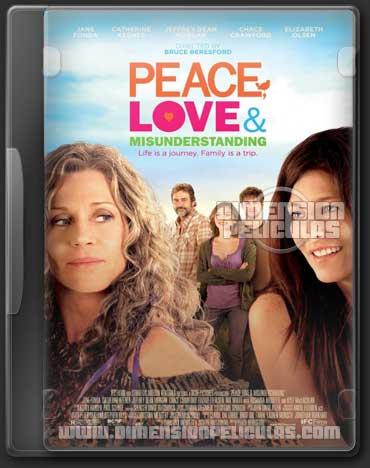 Peace Love And Misunderstanding (BRRip HD Inglés Subtitulado)