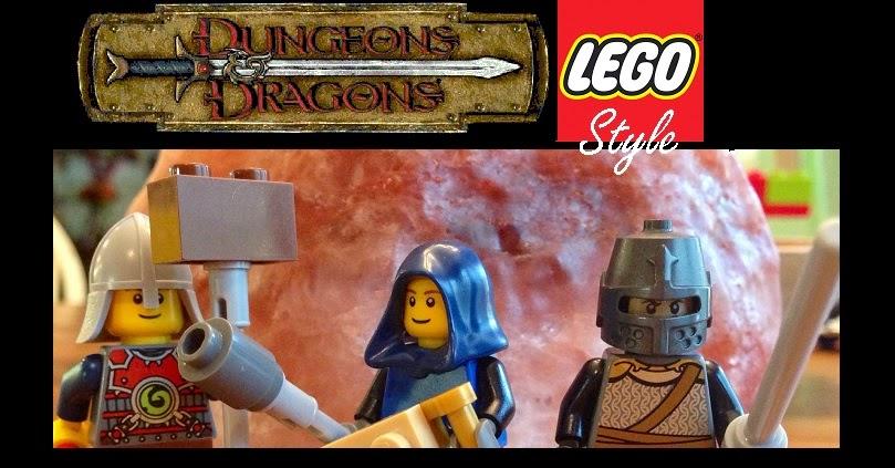 D&D: Lego Style!