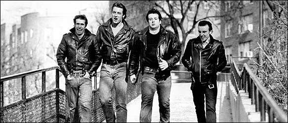 1950s Greaser Fashion Images & Pictures - Becuo