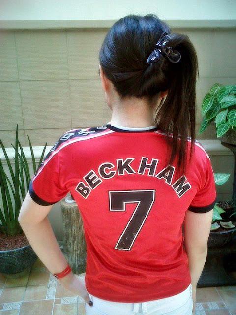 Beckham Girl