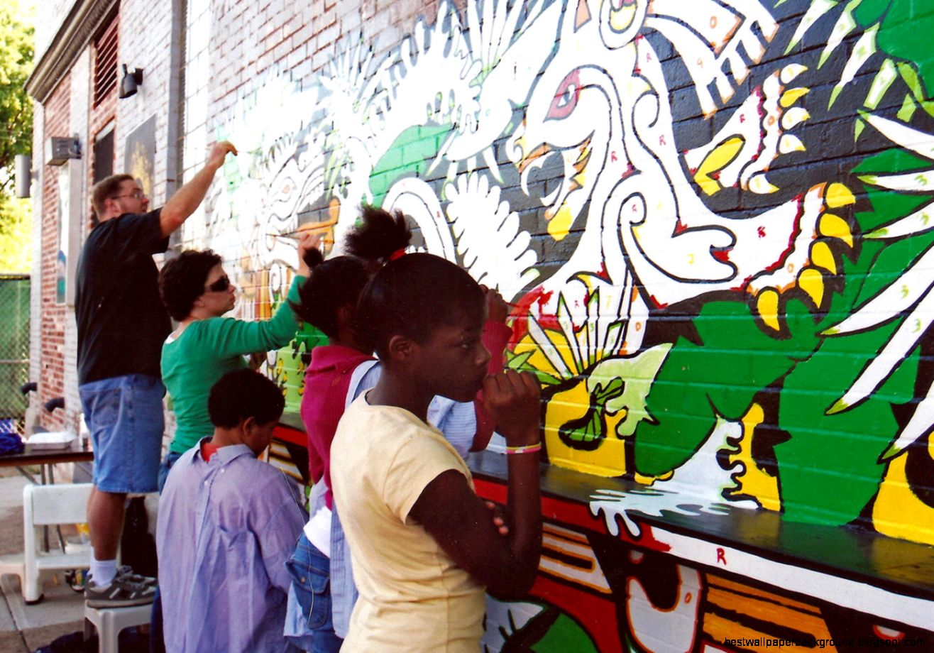How Murals Help Define Strengthen St Louis And The People Who