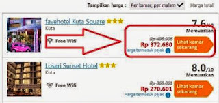 ( traveloka.com ) Cari Hotel Murah dengan Mudah