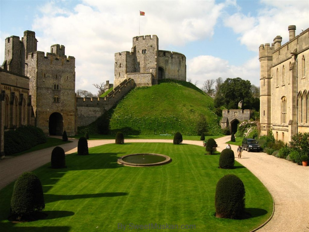 modern medievalist-(tm): the world famous arundel international