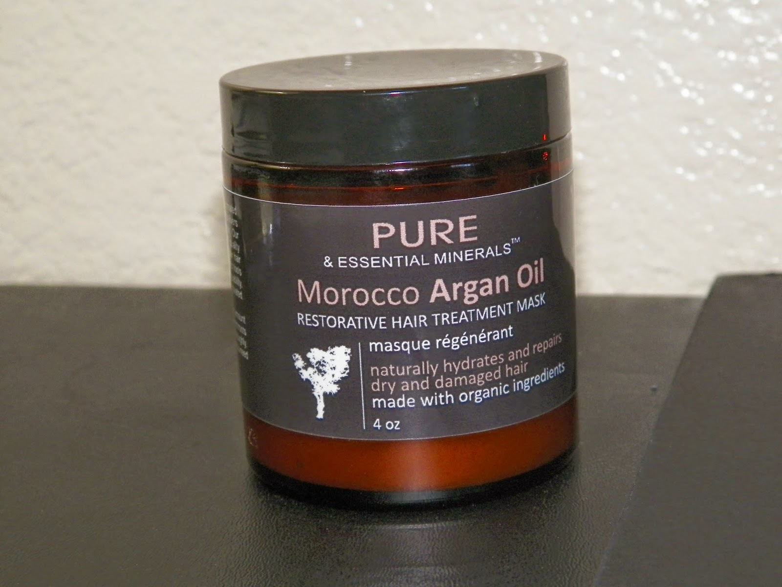 Argan Oil Hair Color Chart