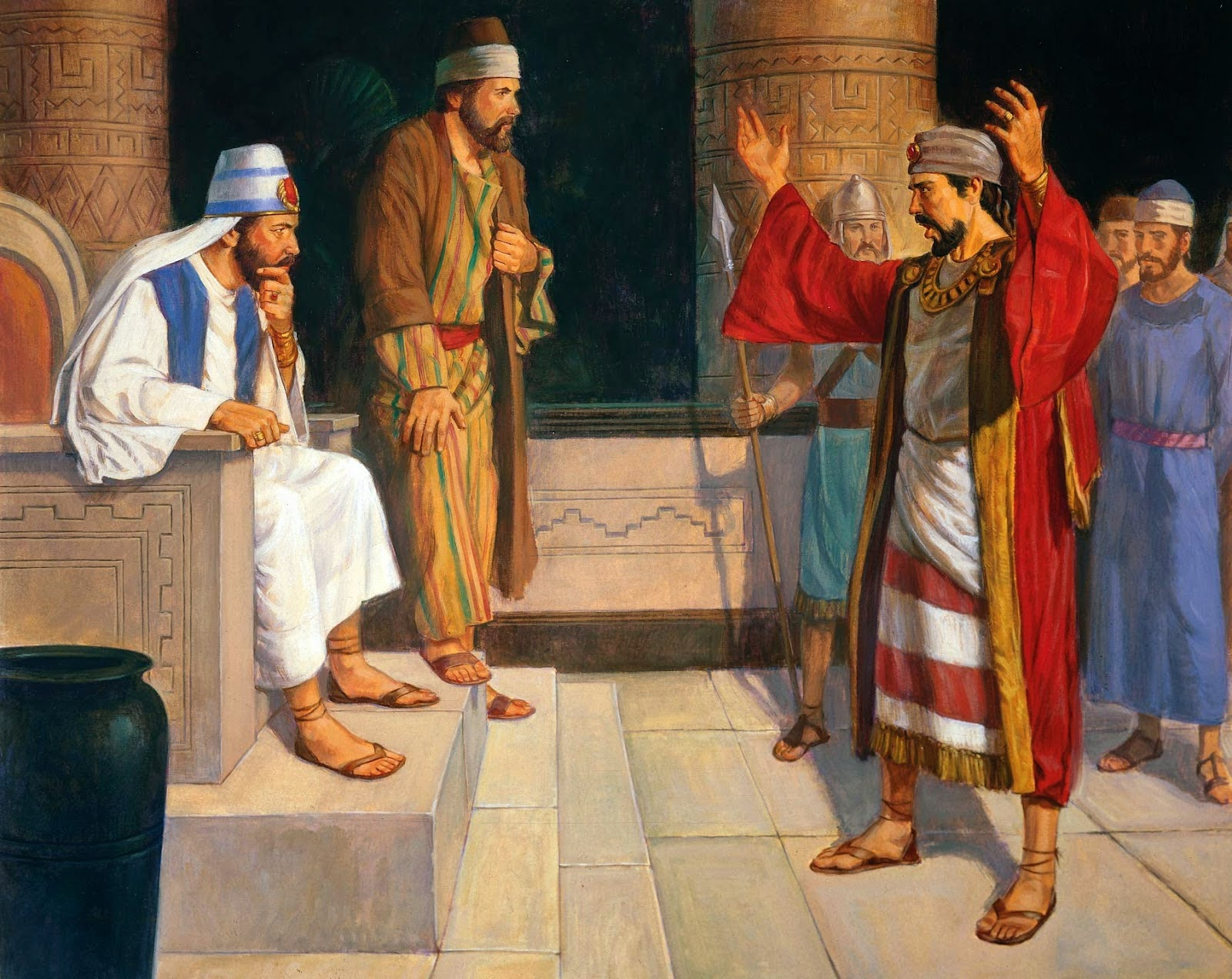 About Korihor and the real lesson …