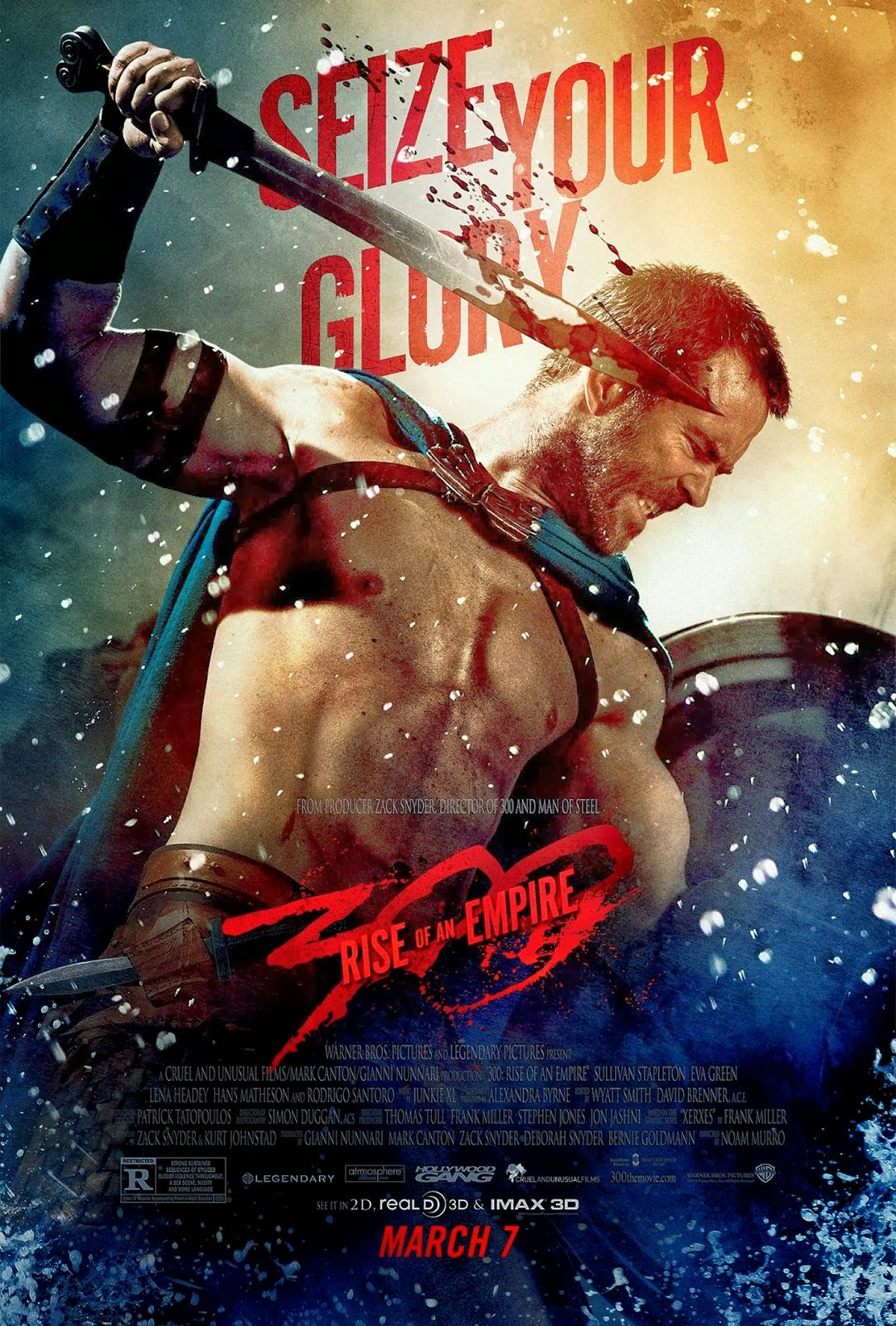 The Movie Reviewing Life Of Cam: '300: Rise of an Empire ...