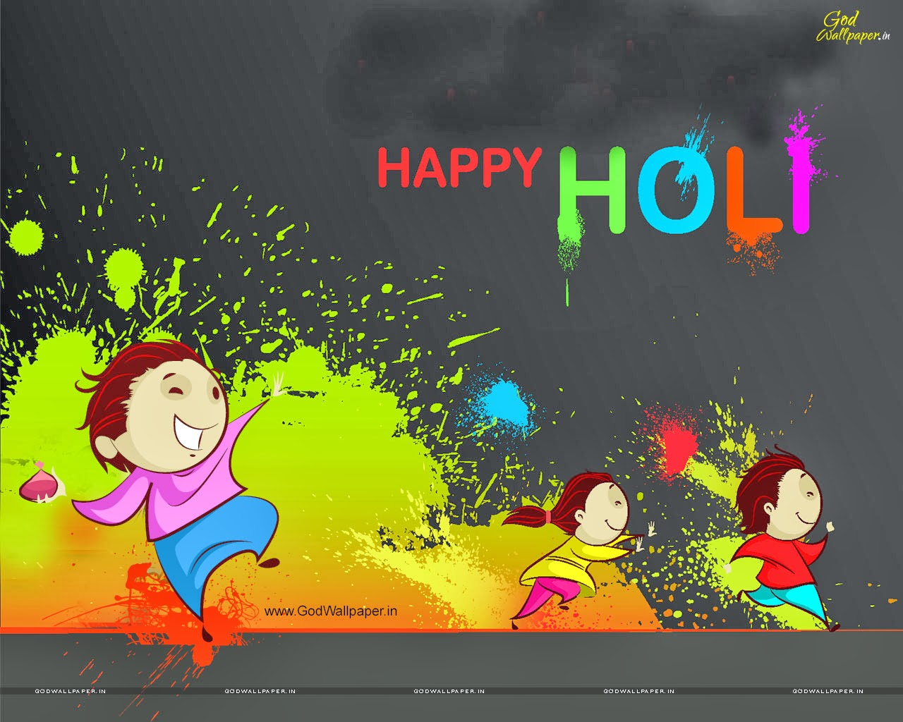 holi special images