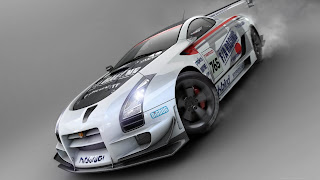 Ridge Racer game