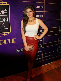 Zarine Khan Hot Photo