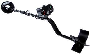 A picture of a c scope cs3mxi metal detector