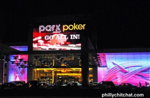 Parx casino nj