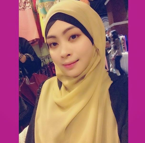 Shahrul Nasrun Kerap Hadiahkan Hijab Buat Adira, info, terkini, hiburan, sensasi,