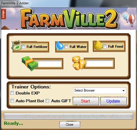 Farmville 2 generator