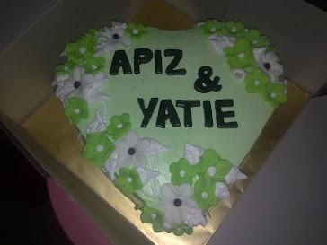 Hantaran BC Cake