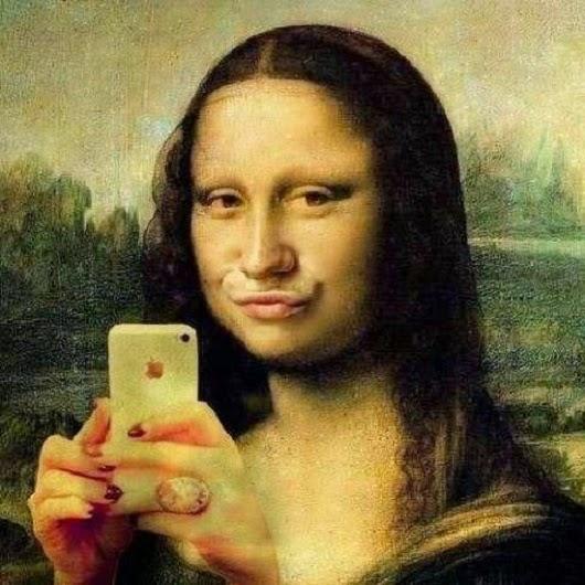 Selfie e o narcisismo moderno.