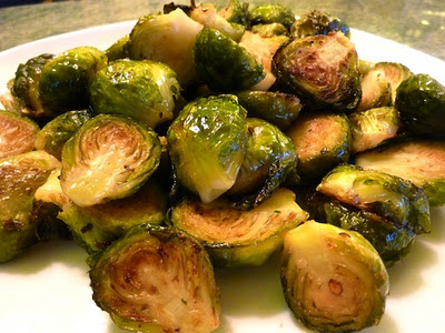 Roasted Brussels Sprouts With Chile Caramel Recipes — Dishmaps