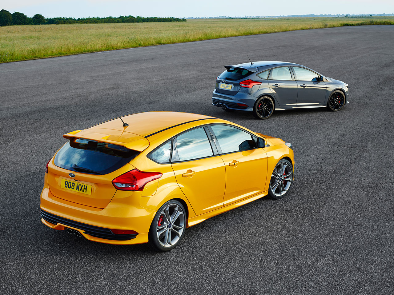 Ford Focus ST Petrol and Diesel range