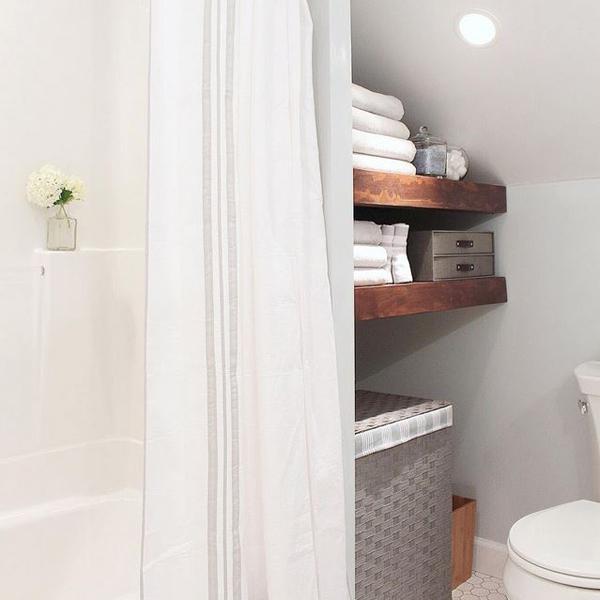 Beautiful Bathroom Bins bathroom bins - organize with baskets in the bathroom others