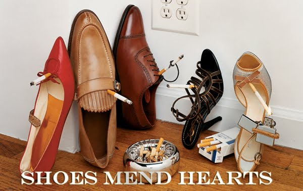Shoes Mend Hearts