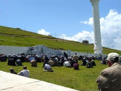 Masjid Shanke Yadem Kisah Orang Miskin Yang Membangun Masjid di Turki