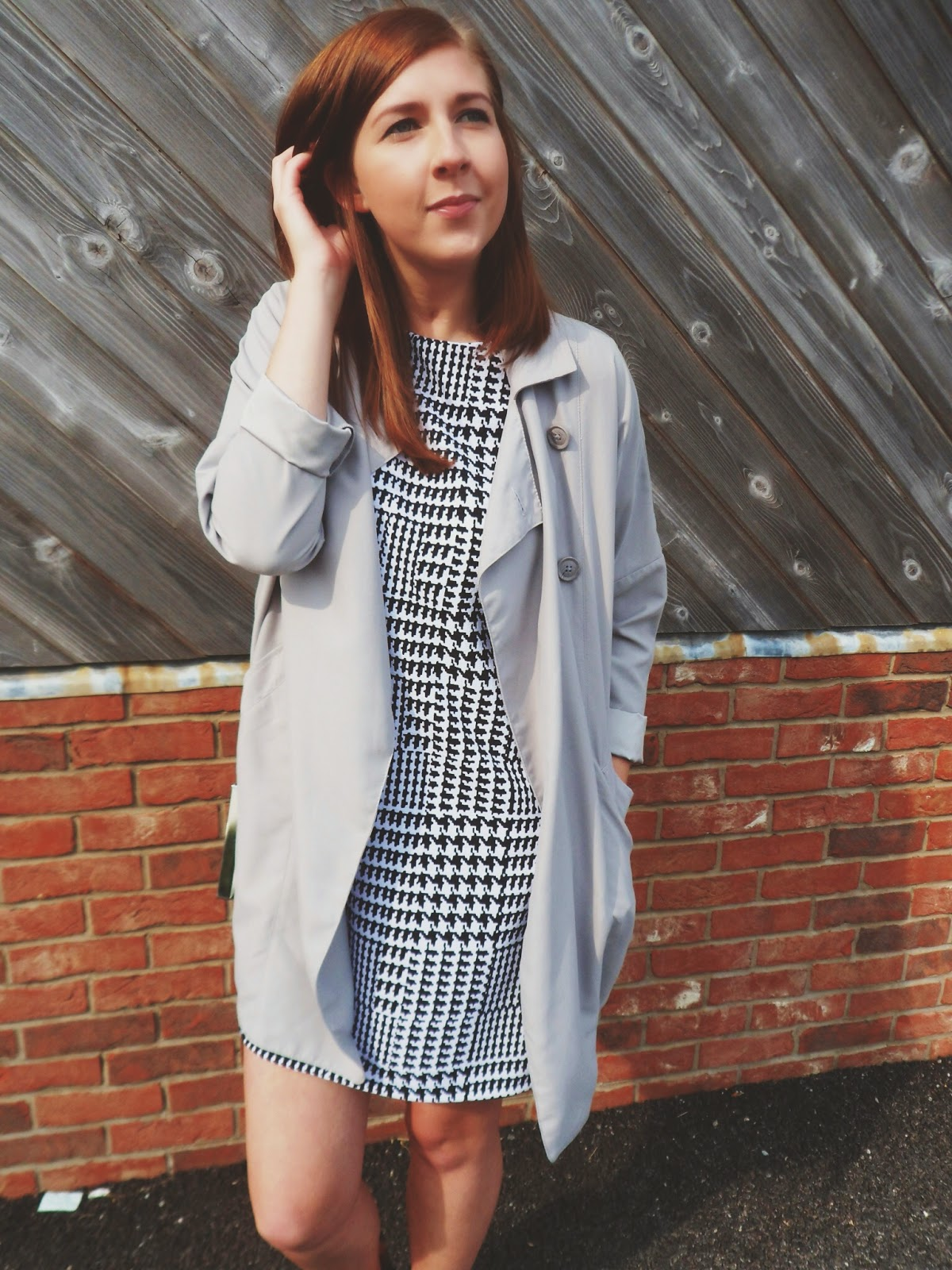asseenonme, primark, whatimwearing, wiw, whatibought, lotd, lookoftheday, fbloggers, fashionbloggers, monochrome, dusterjacket, asos, riverisland, autumnwinter, autumnwinter2014, dress, ootd, outfitoftheday