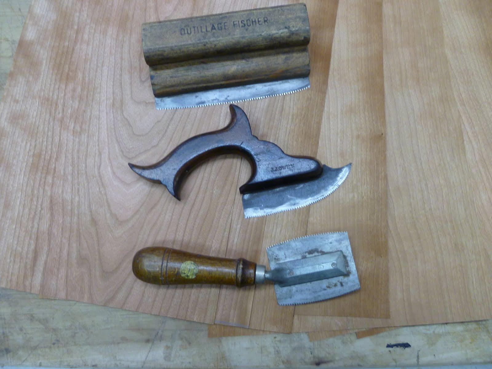 Wpatrickedwards Veneer Tools Saw