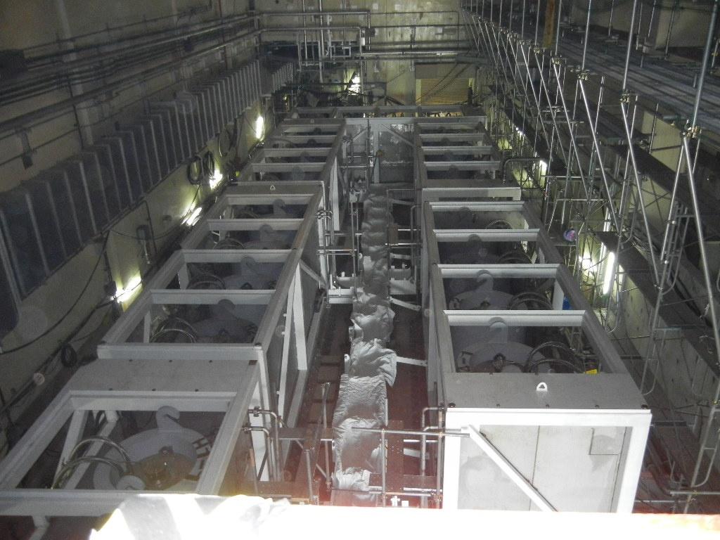 of the radioactivity removed from fukushima daiichi nuclear plant