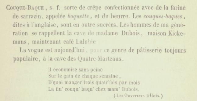 La cuisine fran aise d 39 antan - Dictionnaire cuisine francais ...