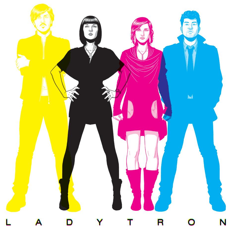 Ladytron Music  Miusik...