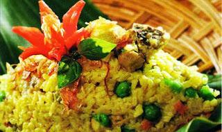 Resep dan Cara Mudah Membuat Nasi Kuning
