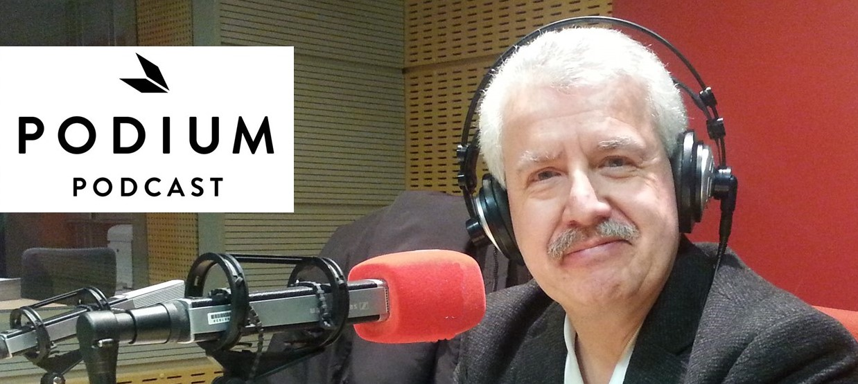 GORKA ZUMETA INVITADO EN PODIUM PODCAST
