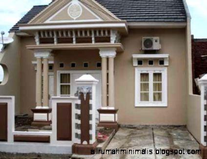 rumah minimalis klasik design rumah minimalis