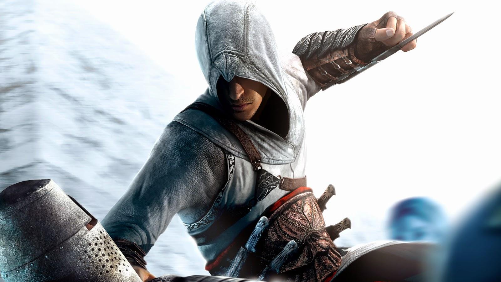 Assassin: Ninja Arab Pembunuh Profesional
