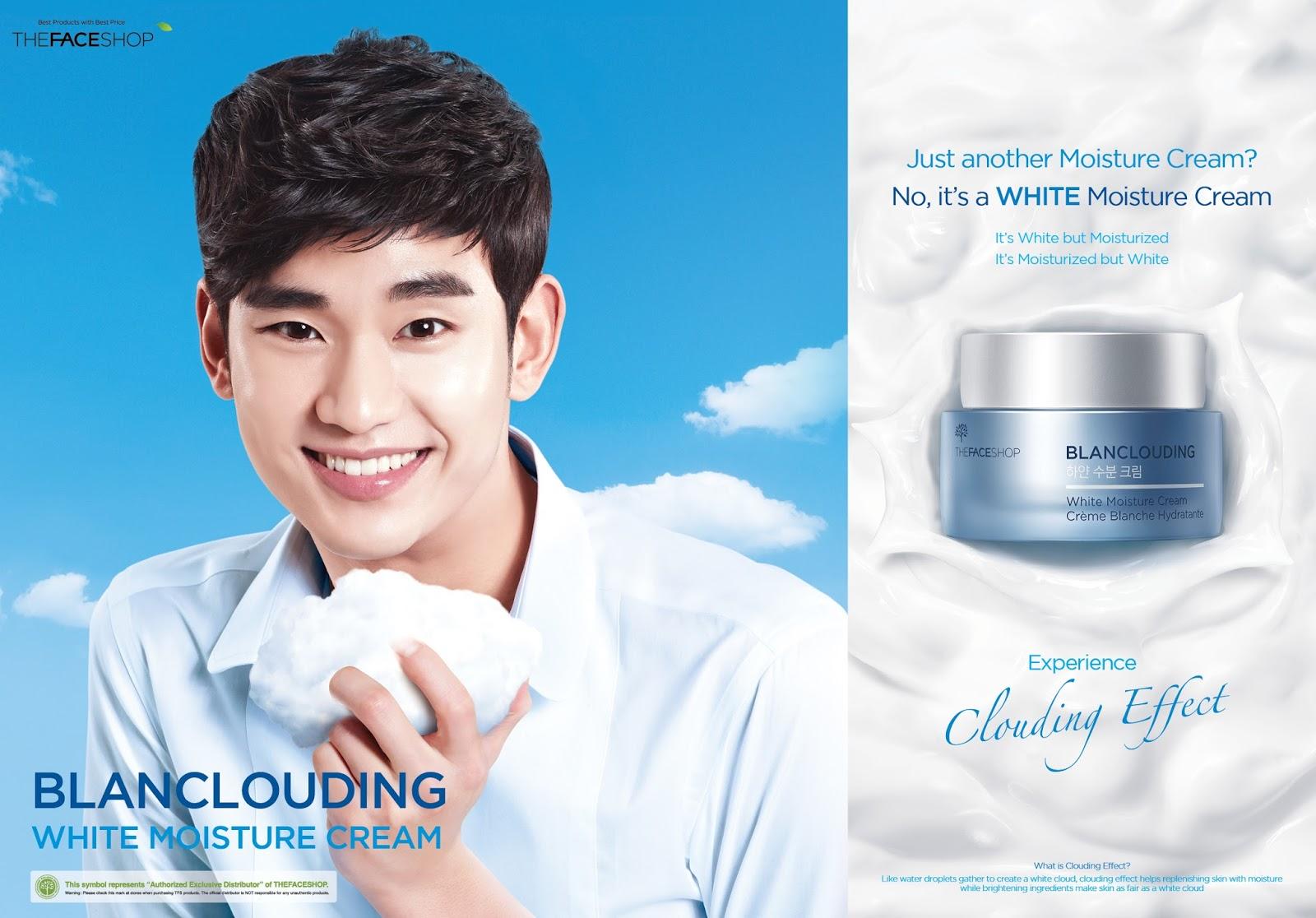 Kết quả hình ảnh cho Blanclouding White Moisture Cream