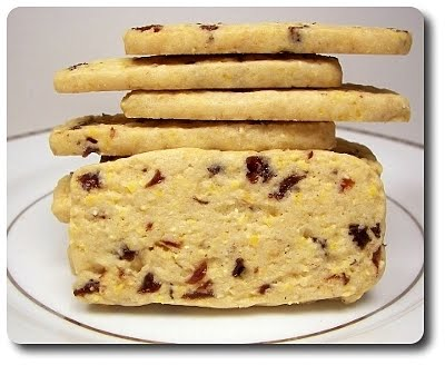 Lavender and Cherry Cornmeal Cookies (Adapted from The Italian Baker ...
