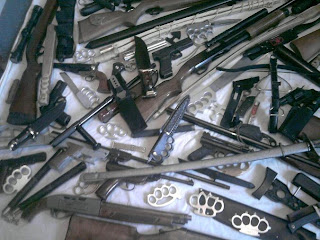 Weaponcollector S Knuckle Duster And Weapon Blog Huge