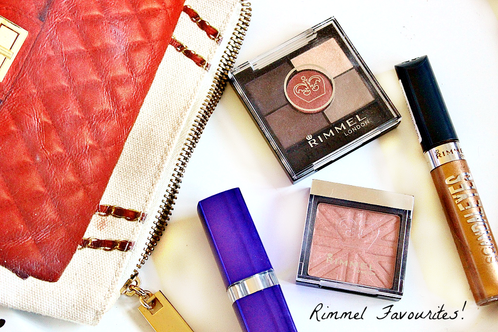 rimmel london favourites top products