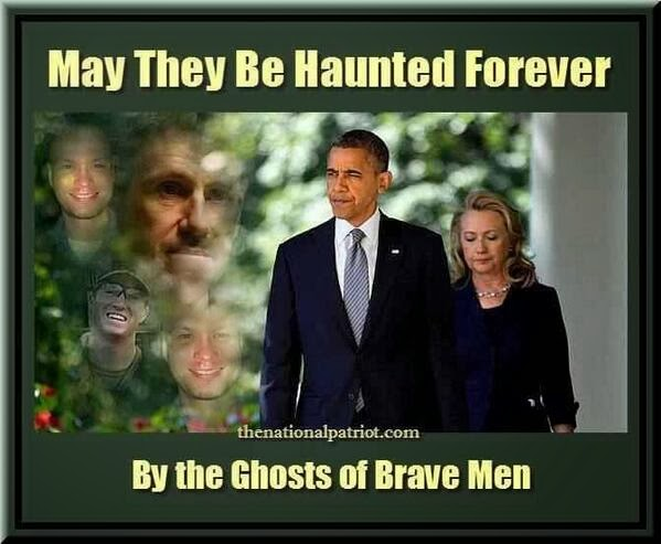 GHOSTS OF BENGHAZI